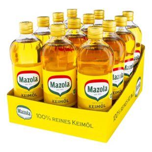 Mazola Keimöl 750 ml, 12er Pack - Bild 1