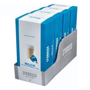 Cremesso Milch Kapseln 118,4 g, 4er Pack - Bild 1