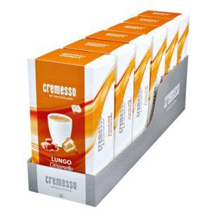 Cremesso Caramello Kaffee 16 Kapseln 96 g, 6er Pack - Bild 1