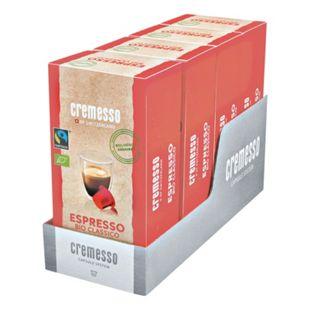 Cremesso Espresso Bio Classico Kaffee 16 Kapseln 96 g, 4er Pack - Bild 1