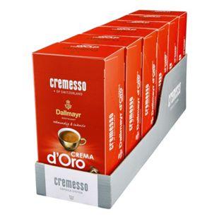 Cremesso Dallmayr Crema dOro intensa Kaffee 91 g, 6er Pack - Bild 1