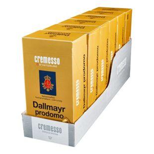 Cremesso Dallmayr Prodomo Kaffee 16 Kapseln 91 g, 6er Pack - Bild 1