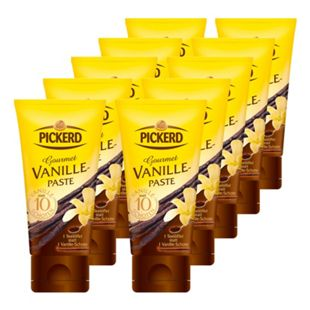 Pickerd Gourmet Vanille Paste 50 g, 10er Pack - Bild 1