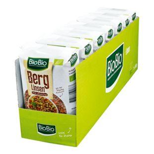 BioBio Berg Linsen 500g, 7er Pack - Bild 1