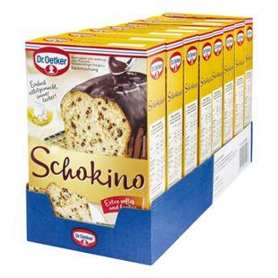 Dr. Oetker Backmischung Schokino Kuchen 480 g, 8er Pack - Bild 1