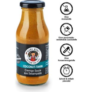 MAMA WONG Sauce 235ml versch. Sorten - Bild 1
