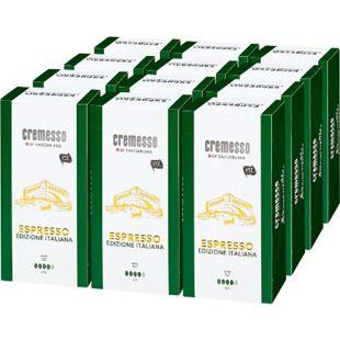 Cremesso Edizione Italiana Espresso 16 Kapseln 96 g, 12er Pack - Bild 1