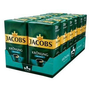 Jacobs Kaffee Krönung Balance 500 g, 12er Pack - Bild 1