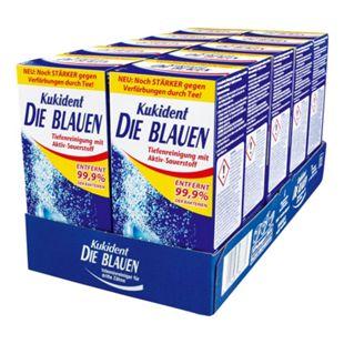 Kukident Gebissreiniger Die Blauen 104 ST, 10er Pack - Bild 1