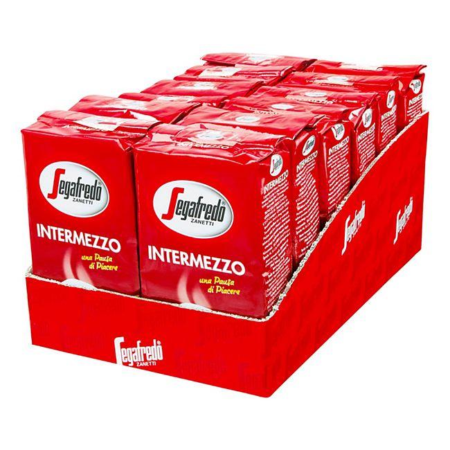 Segafredo Intermezzo gemahlen 250 g, 12er Pack - Bild 1
