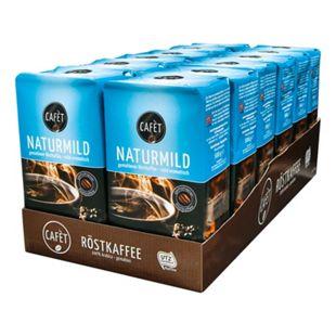 Bild für Cafet Naturmild 500 g, 12er Pack