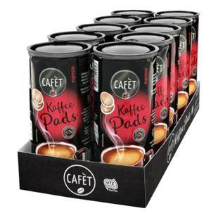 Cafet Espresso 20 Pads 144 g, 10er Pack - Bild 1