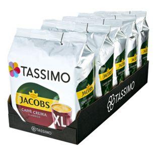 Jacobs Tassimo Caffe Crema XL 132,8 g, 5er Pack - Bild 1