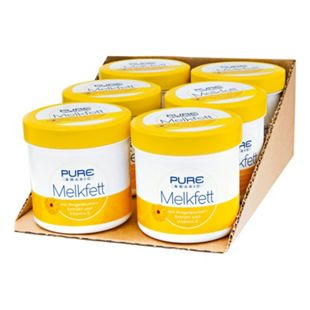 Pure & Basic Melkfett 250 ml, 6er Pack - Bild 1