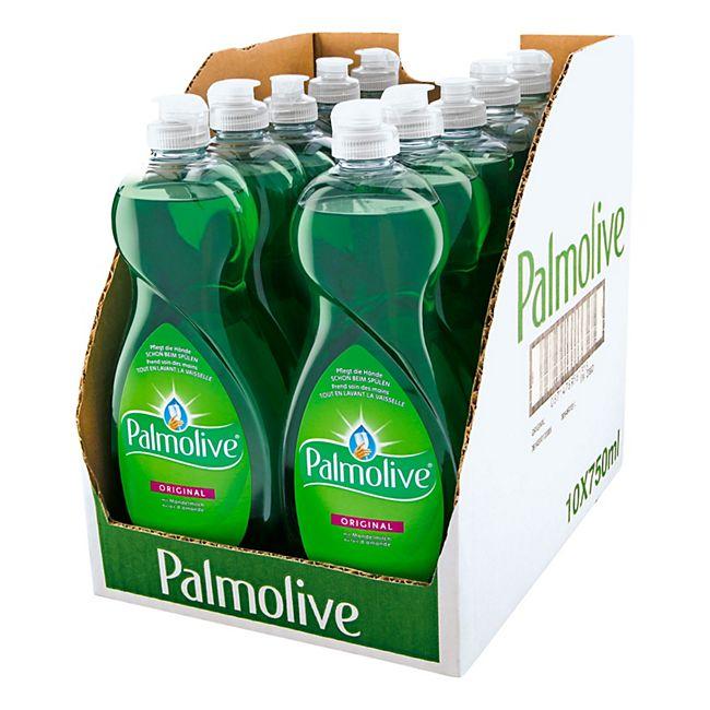 Palmolive Spülmittel Original 750 ml, 10er Pack - Bild 1