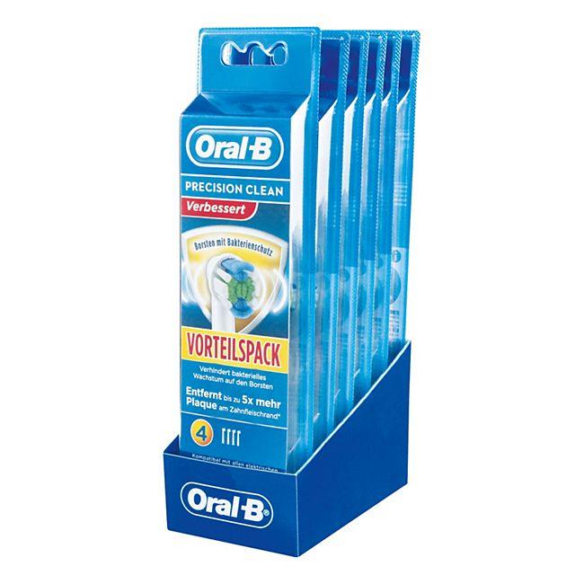 Oral-B Aufsteckbürsten 4 Stück, 6er Pack - Bild 1