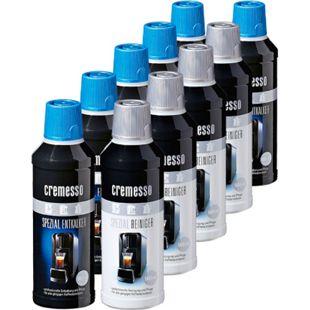 Cremesso Entkalker & Reiniger je 500 ml, 10er Pack - Bild 1