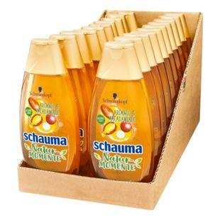 Schauma Nature Shampoo Arganöl und Macadamia 400 ml, 20er Pack - Bild 1