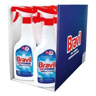 Bravil Vorwaschspray Oxi Power 750 ml, 12er Pack - Bild 1