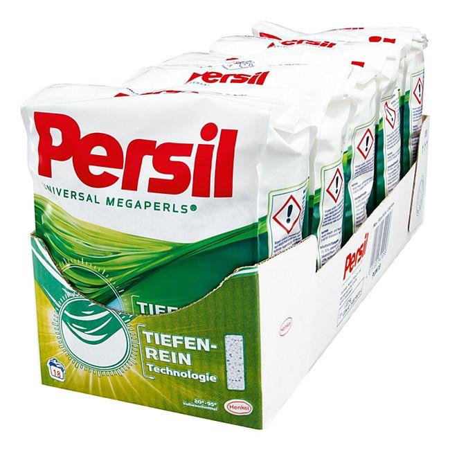 Persil Vollwaschmittel Megaperls 18 WL, 5er Pack - Bild 1