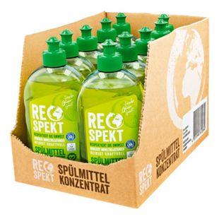 Respekt Spülmittel Konzentrat 500 ml, 10er Pack - Bild 1