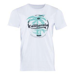 Tru Herren T-Shirt, weiß, Gr. M - Bild 1