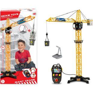 Dickie Toys Spielzeugkran mit kabelgebundener Fernsteuerung - Bild 1