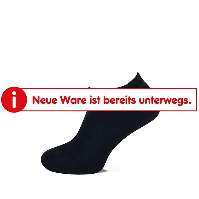 SoC Sneakersocken, 10er Pack GOTS, schwarz, Gr. 35/38 - Bild 1