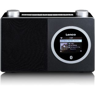 Lenco DIR-70BK Internet Radio - Bild 1