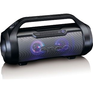 Lenco SPR-070 Water-resistant IPX5 Boombox with FM radio, USB, SD and lights - Bild 1