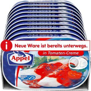Appel Heringsfilet Tomate 200 g, 10er Pack - Bild 1