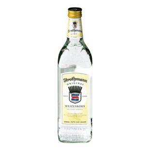Strothmann Weizenkorn 32,0 % vol 0,7 Liter - Bild 1