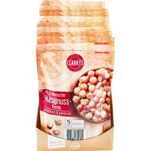 Bild für Clarkys italienische Haselnusskerne 200 g, 10er Pack