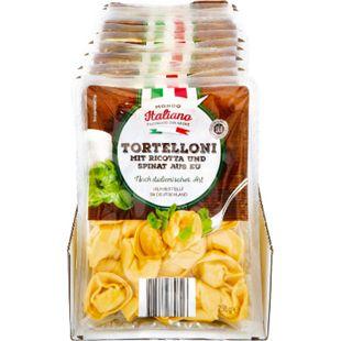 Mondo Italiano Tortelloni Ricotta & Spinaci 250 g, 12er Pack - Bild 1