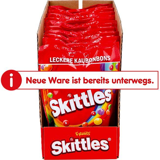 Mars Skittles 160 g, 12er Pack - Bild 1