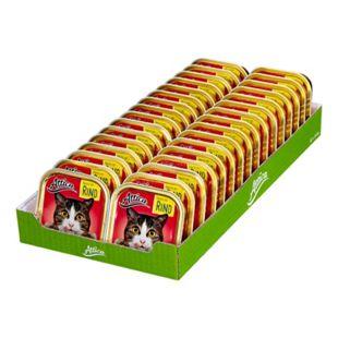 Attica Katzenfutter Rind 100 g, 32er Pack - Bild 1