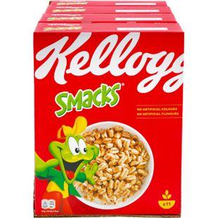 Kelloggs Smacks 330 g, 4er Pack - Bild 1