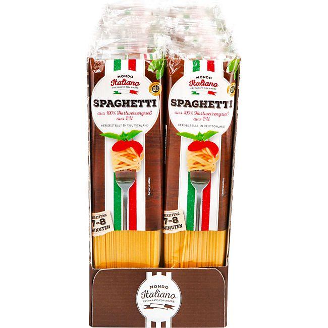 Mondo Italiano Spaghetti 500 g, 20er Pack - Bild 1