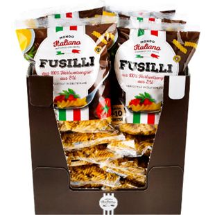 Mondo Italiano Fusilli 500 g, 20er Pack - Bild 1