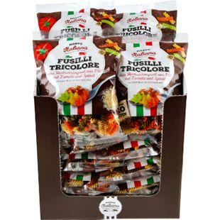 Mondo Italiano Fusilli Tricolore 500 g, 20er Pack - Bild 1