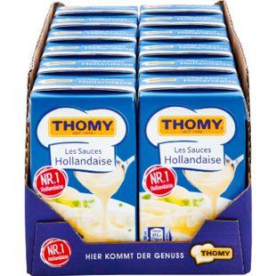 Thomy Les Sauce Hollandaise 250 ml, 12er Pack - Bild 1