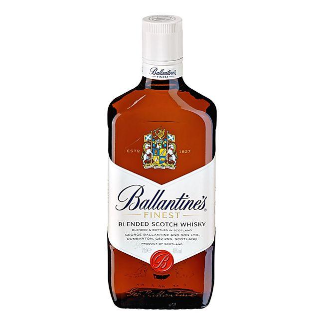 Ballantine's Finest Blended Scotch Whisky 40,0 % vol 0,7 Liter - Bild 1