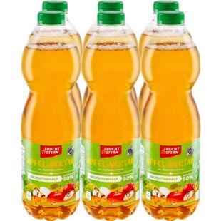 Fruchtstern Apfelnektar 1,5 Liter, 6er Pack - Bild 1
