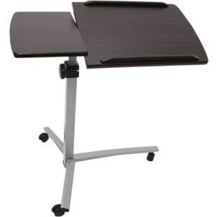 Laptop Notebook Tisch Beistelltisch, höhenverstellbar, schwenkbar - Bild 1