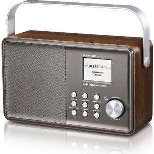 ALBRECHT DR 855 Digital (DAB+)/UKW Radio/Bluetooth Lautsprecher - Bild 1