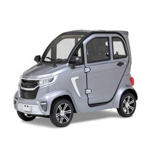 Econelo Elektrokabinenroller M1 silber 25 km/h - Bild 1