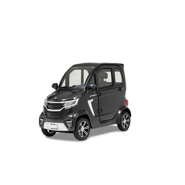 Econelo Elektrokabinenroller M1 schwarz 45 km/h - Bild 1