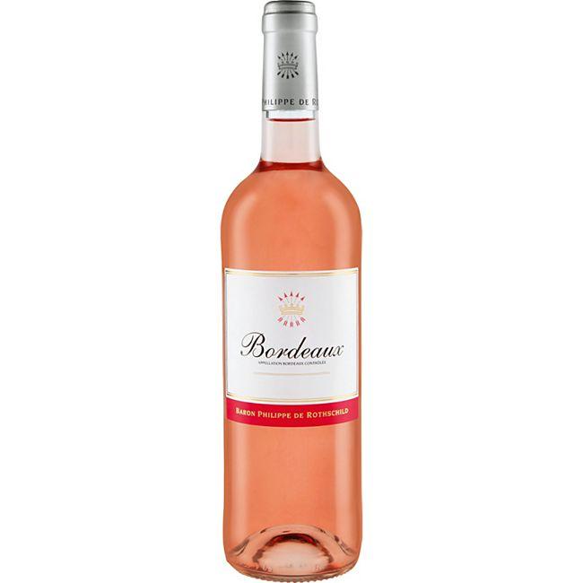Baron Philippe de Rothschild Bordeaux AOC Rosé 12,5 % vol 0,75 Liter - Bild 1