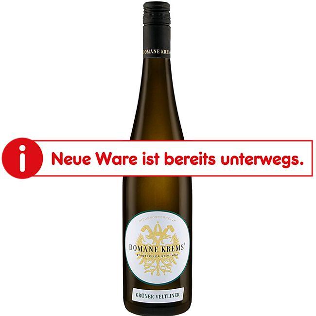 Domäne Krems Grüner Veltliner 12,0 % vol. 0,75 Liter - Bild 1
