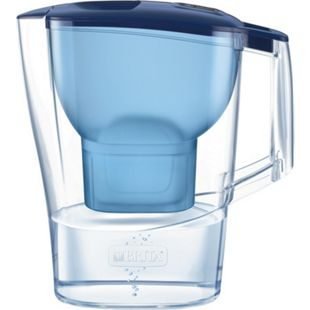 Brita Tischwasserfilter Aluna, blau - Bild 1